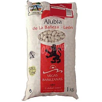 Vegas Bañezanas Alubia blanca riñón de la Bañeza Saco 1 kg