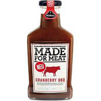 Kühne Salsa Cranberry Barbacoa Frasco 375 ml