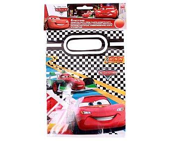 Cars Bolsas de Fiesta 6 Unidades