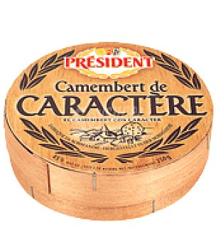 President Queso Camembert Caractere 250 g