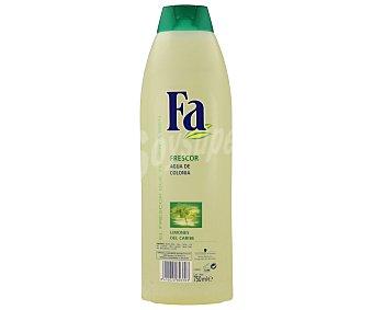Fa Colonia familiar Limones del Caribe Botella 750 ml
