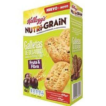 Galleta desayuno Nutrigrain Fruta y Fibra 265 gr