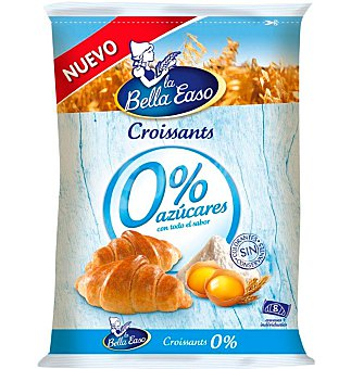 La Bella Easo Cruasán 0% azúcares 240 g