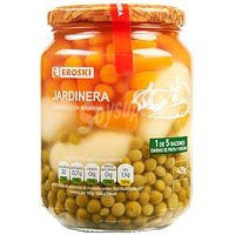 Eroski Tres legumbres patata-guisante-zanahoria Tarro 425 g