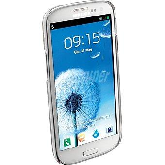 CELLULAR LINE Carcasa trasera transparente para Galaxy S3 1 Unidad