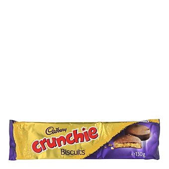 Cadbury Galleta crujiente 130 g