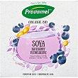 Organic Bio postre de soja ecológico sabor arándanos sin gluten y sin lactosa envase 500 g en Pack de 4 unidades Provamel