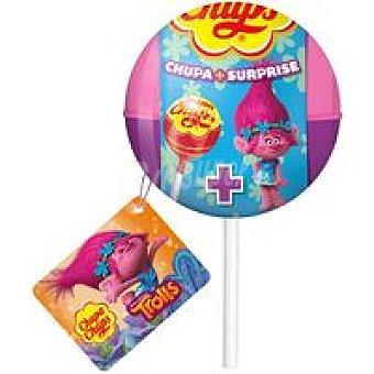 Chupa Chups Surprise Troll Lc 12 g