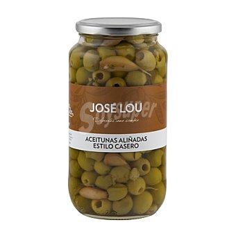 El Caserío Aceitunas aliñadas 400 g