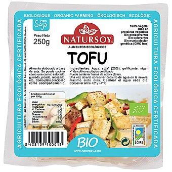 Natursoy bio tofu fresco envase 250 g Envase 250 g