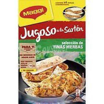 Maggi Jugo sartén de pollo con hierbas Sobre 23 g