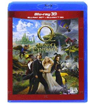 Disney Oz un mundo de fantasía BR 3D