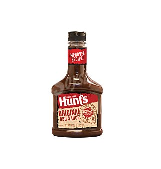 Hunt's Salsa barbacoa original 510 g