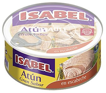 Isabel Atún en Escabeche 650 Gramos Peso Escurrido