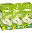 Zumo manzana Pack 3 uni Condis
