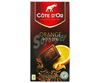 Côte d´Or Chocolate Sensations: Noir Orange 100 g