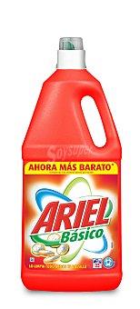 Ariel Detergente liquido basico 23 lavados