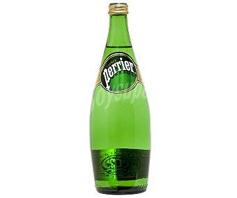 Perrier  Agua mineral con gas Botella de 75 cl