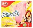 Helado Frigo Pie 6 ud 6 ud Frigo