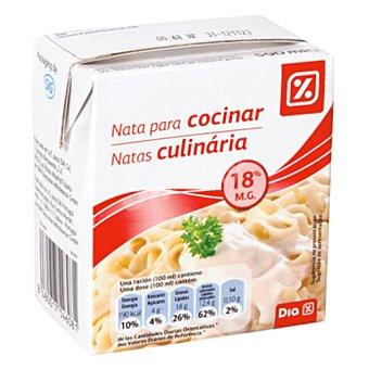 Dia nata para cocinar brik 500 ml c mpralo en soysuper for Nata para cocinar mercadona
