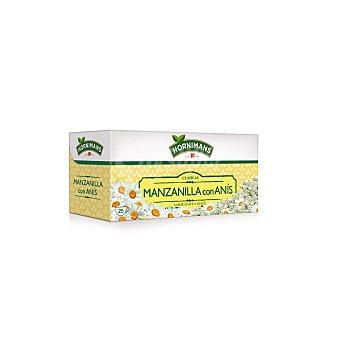 HORNIMANS Manzanilla con miel  estuche 25 sobres