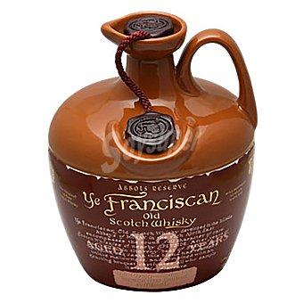 Franciscan Whisky viejo escocés 70 cl