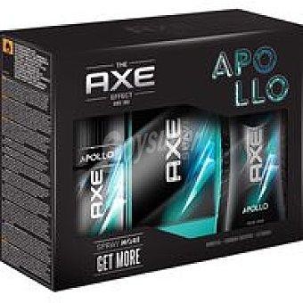 Axe Pack Apollo After shave 100 ml + Desodorante + Gel
