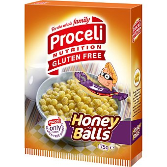 Proceli Cereales sin Gluten Honey Balls 175 Gr