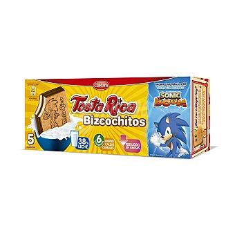 Cuétara Bizcochitos Tosta Rica Paquete 125 g