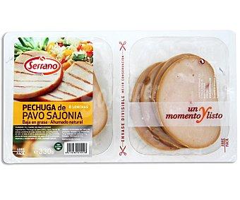 Serrano Pechugas de pavo al estilo Sajonia 330 gramos