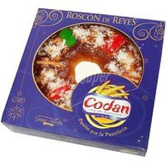 Codan Roscón con nata Paquete 800 g