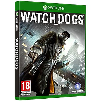 XBOX ONE Videojuego Watch Dogs  1 Unidad