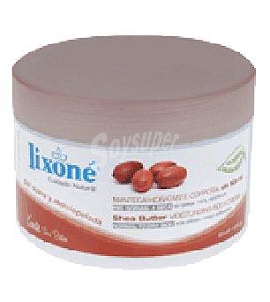 Lixone Manteca hidratante corporal karite 200 ml