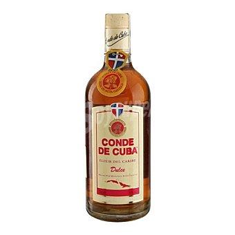Conde de Cuba Ron elixir 70 cl