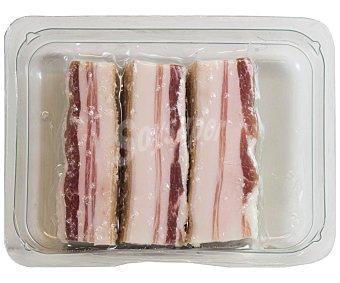 Emcesa Tocino salado de cerdo ibérico, elaborado sin gluten 340 gramos aproximados