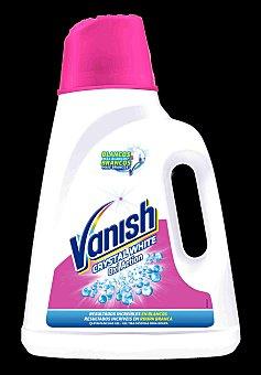 Vanish Gel limpiador quitamanchas + blanqueador Oxi Action Crystal White Botella 2 l