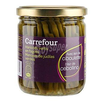 Carrefour Manojo judías verdes 200 g