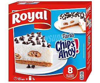 Royal Preparado para pastel Chips-Ahoy 290 Gramos