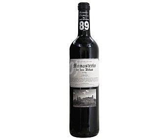 Monasterio de Las Viñas Vino tinto D.O. Cariñena Crianza Botella de 75 cl