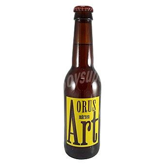 Art Cervesers Cerveza Artesana Ecológica Art Orus Lager Art Cervesers 5,6% 330 ml