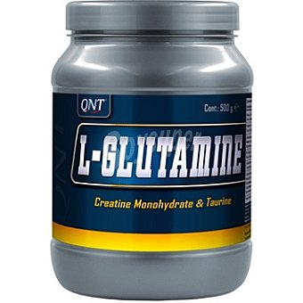 QNT L-Glutamine  L-Glutamina bote 500 g