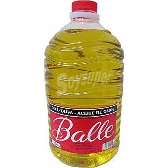 Balle Aceite de Oliva suave Garrafa de 5 l