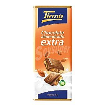 Tirma Chocolate con leche y almendras extra 100 g