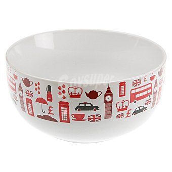 QUO 18130321 Bowl Cereales gres Londres de 50 cl