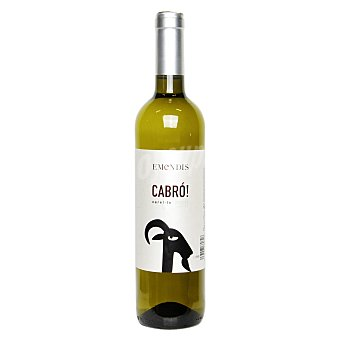 Emendis Cabró Vino D.O. Penedès blanco xarel-lo 75 cl