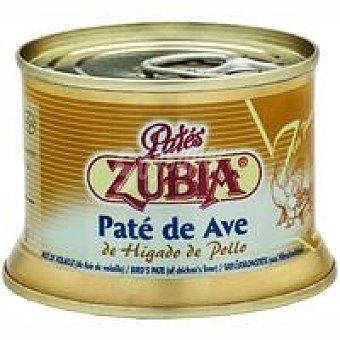 Zubia Paté de ave Lata 135 g
