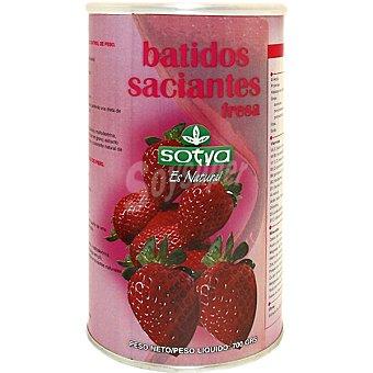 SOTYA Batido saciante de fresa Envase 700 g
