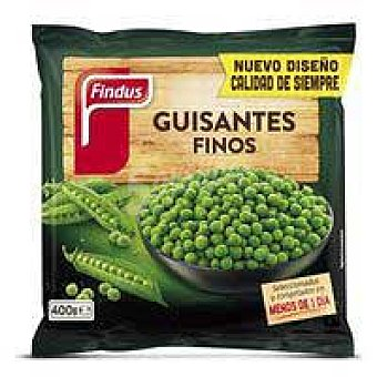 Findus Guisantes finos 400g 400g