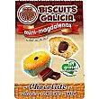 Mini magdalenas rellenas de chocolate bolsa 180 g bolsa 180 g Biscuits Galicia