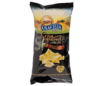 Añavieja Patatas Fritas en Aceite de Oliva Ecológicas Bolsa 125 g
